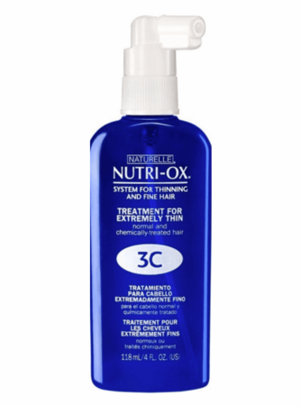 Nutri-Ox Thinning Hair System Thiker, Fuller-Looking Hair 118 ml.