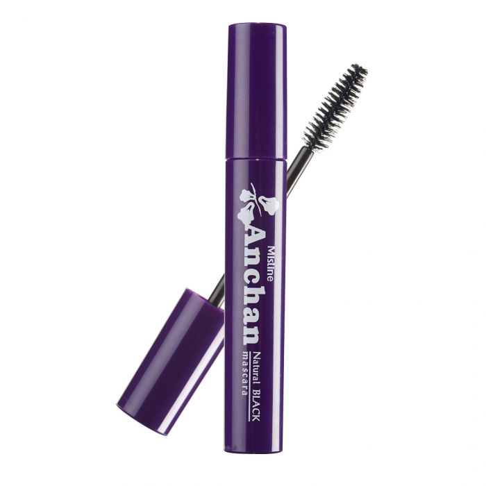 MISTINE ANCHAN NATURAL BLACK MASCARA 6 G.
