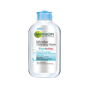 GARNIER MICELLAR CLEANSING WATER PURE ACTIVE
