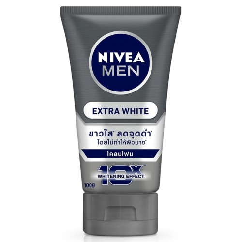NIVEA MEN EXTRA WHITE MUD FOAM