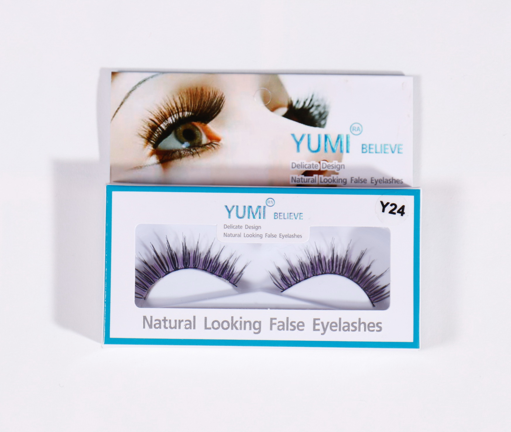 YUMI Natural Looking False Eyelasher Y24