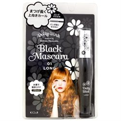Koji Dolly Wink by Tsubase Masuwaka Black Mascara 01 Long