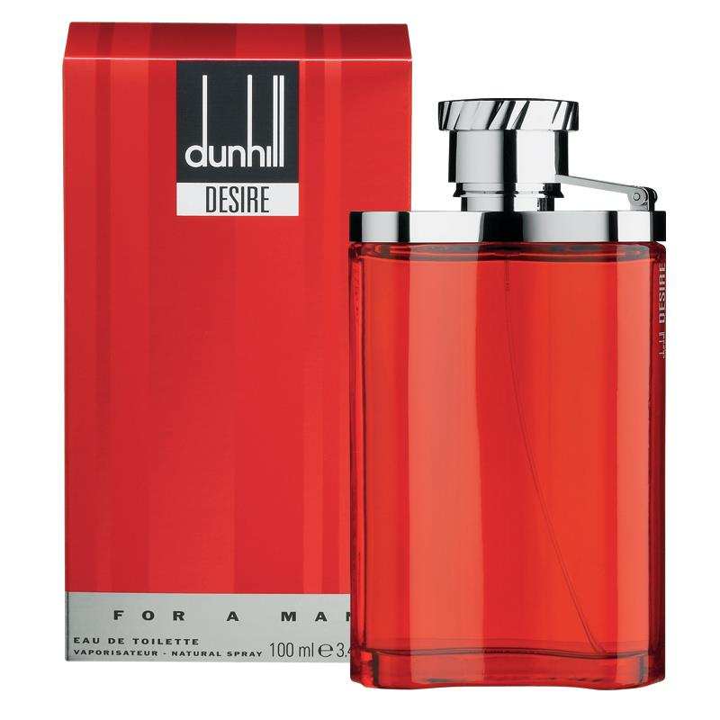 DESIRE FOR MAN (RED) EDT 100 ML