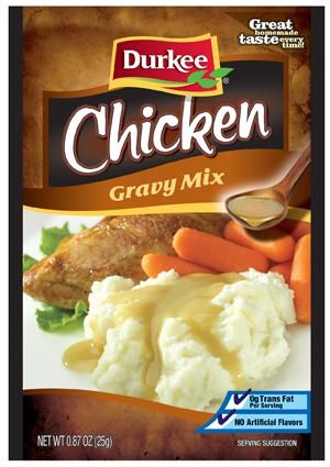 Sauces & Gravy Mix