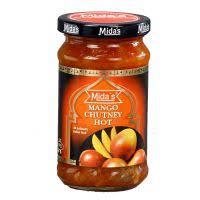 Mango Chutney Hot