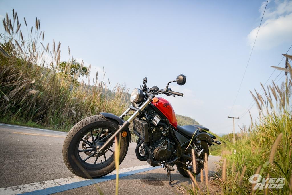 Honda Rebel 500 Review
