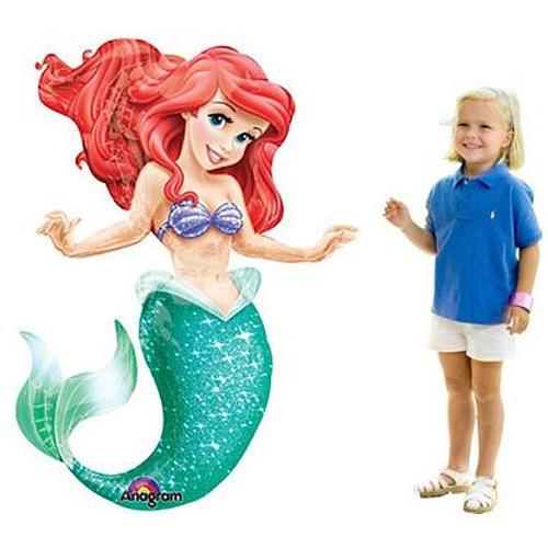 Air Walker Mermaid ตัวเท่าเด็ก
