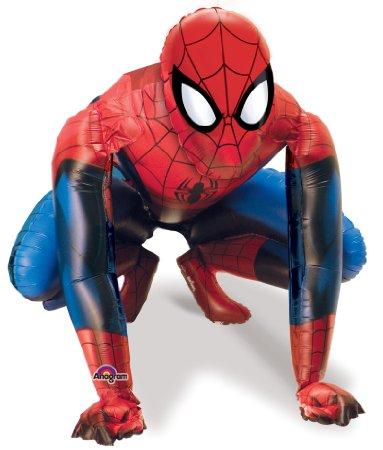 Air Walker Spider man ตัวเท่าเด็ก