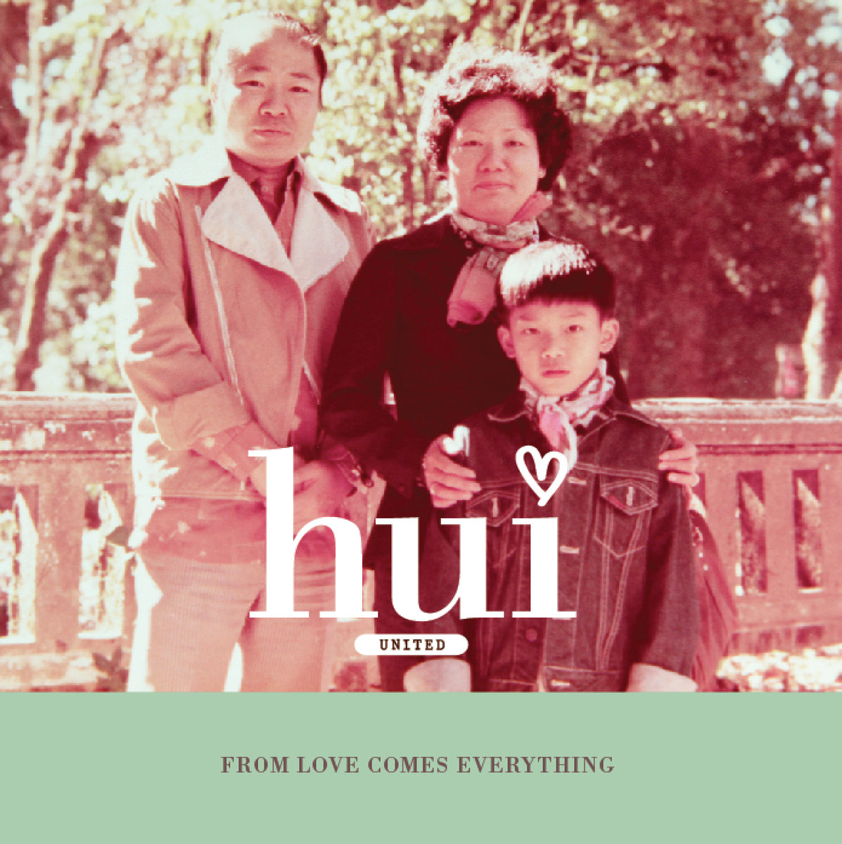 CD From Love Comes Everything : Hui United