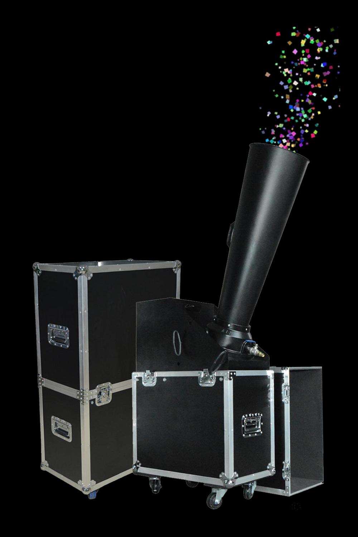 Confetti Cannon Machine