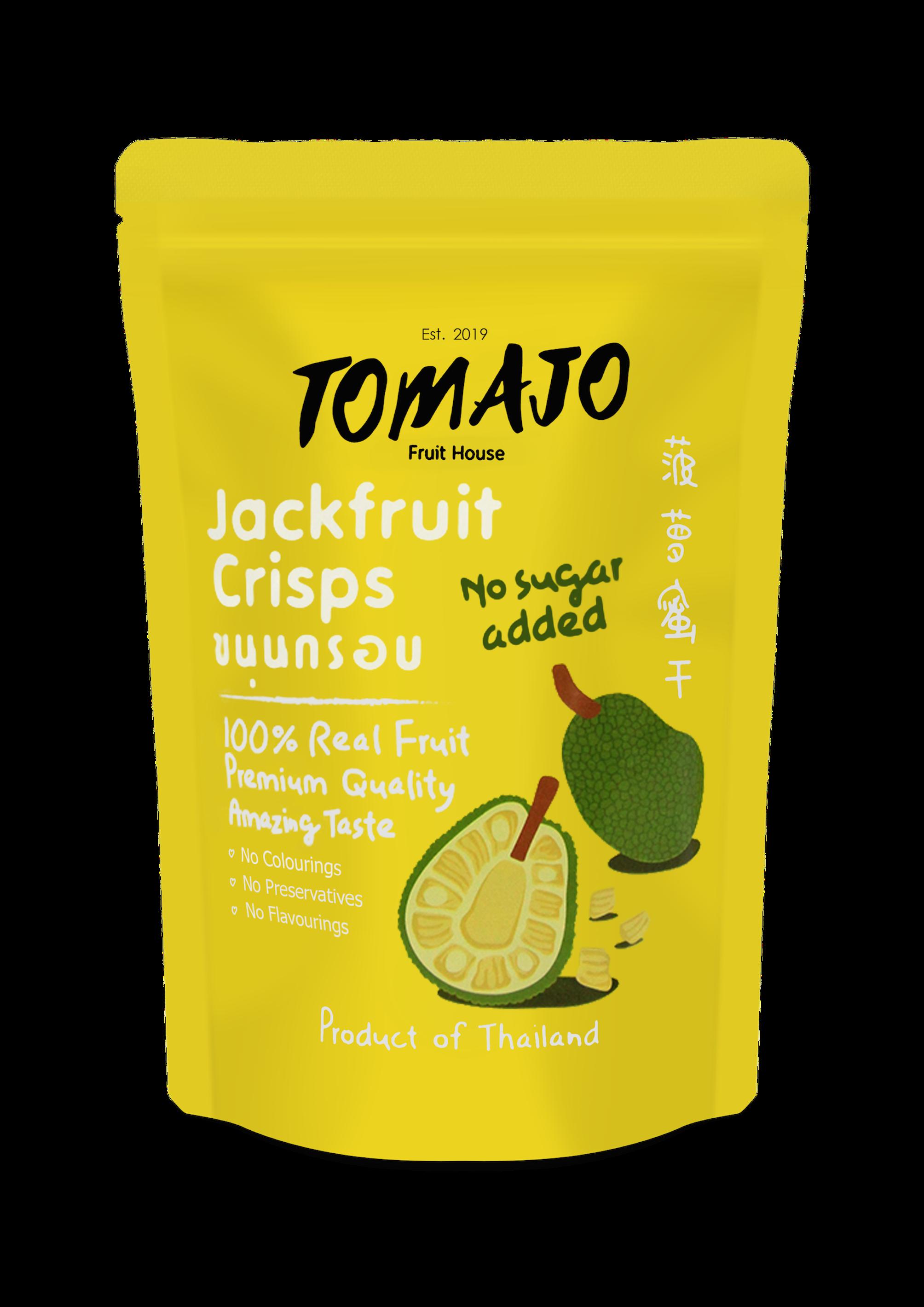 ขนุนกรอบ (Crispy Jackfruits) ขนาด 45 g.