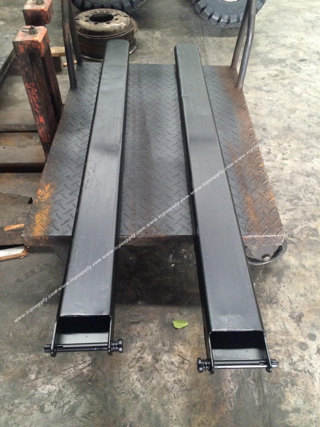 ปลอกงา / Forklift fork extensions