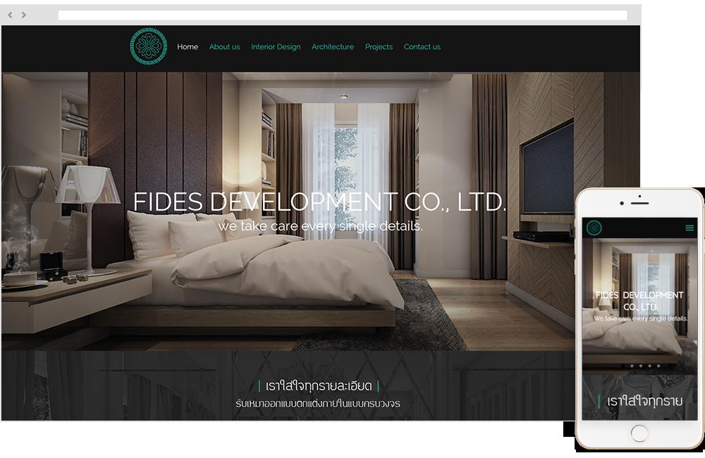 Fides Development Co, Ltd.