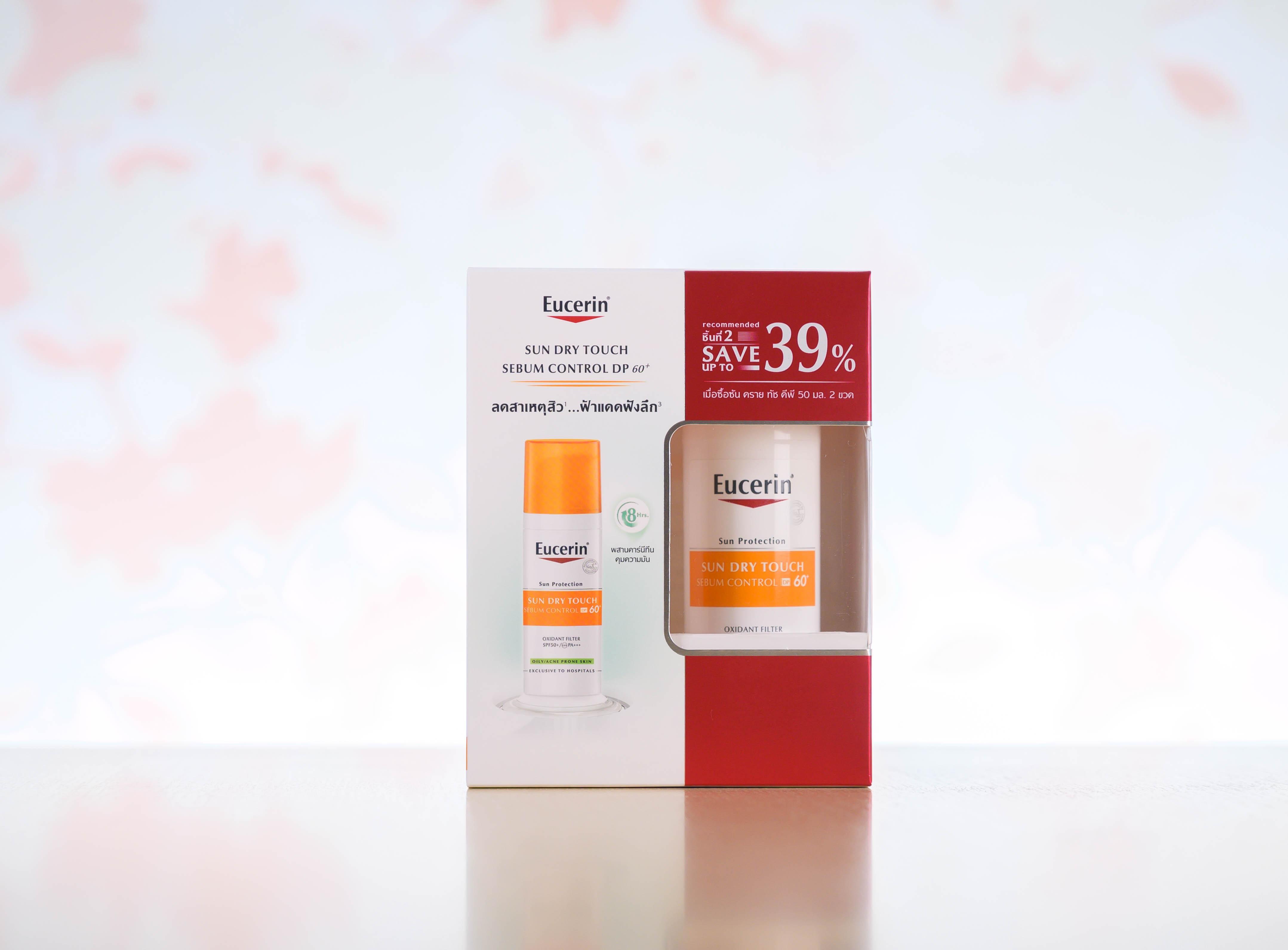 Eucerin sun dry touch DP 60+