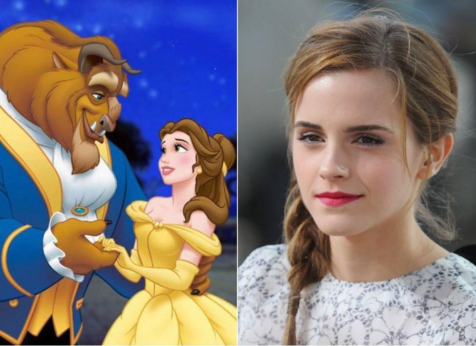 ตัวอย่างแรกของ Beauty And The Beast โฉมงามกับเจ้าชายอสูร (ฉบับคนแสดง Emma watson)