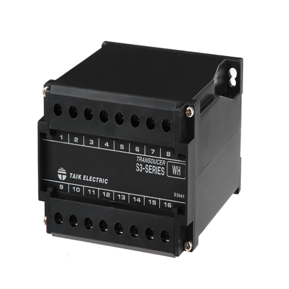 S3-WHD WATTHOUR TRANSDUCER