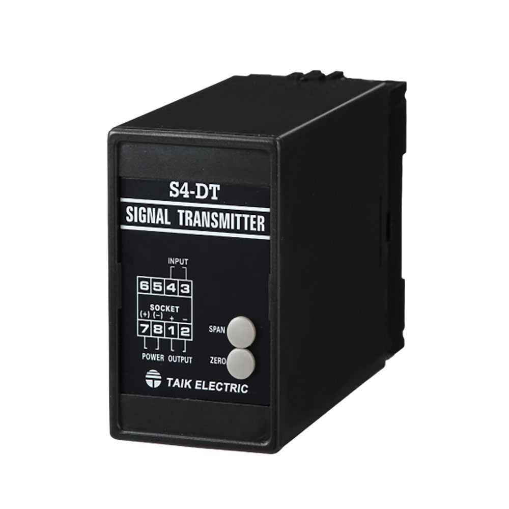 S4-DT SIGNAL ISOLATED TRANSMITTER