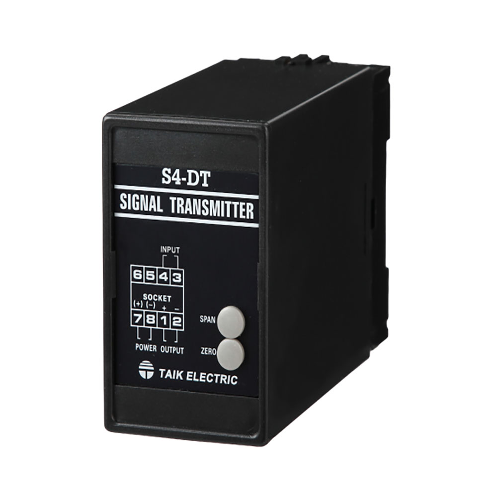 S4-DT(F) SIGNAL ISOLATED TRANSMITTER(FAST-RESPONSE)