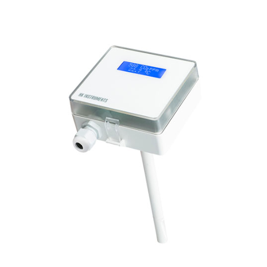 CDT-MOD-2000 Duct  Modbus products CO2 TRANSMITTER, DUCT MOUNTED