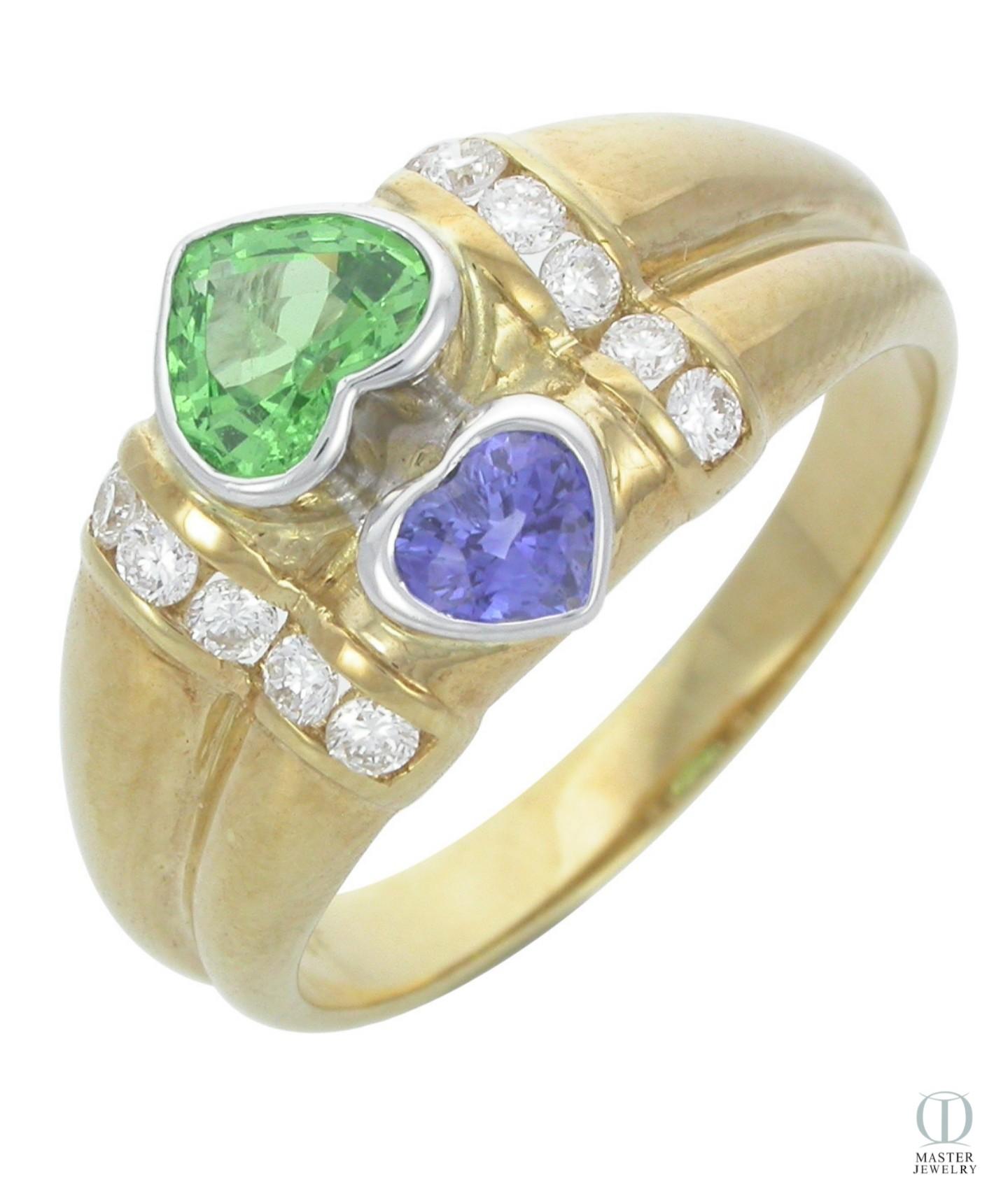 แหวนพลอย TSV RING