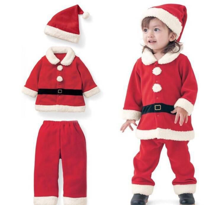 Santa Claus คอปก