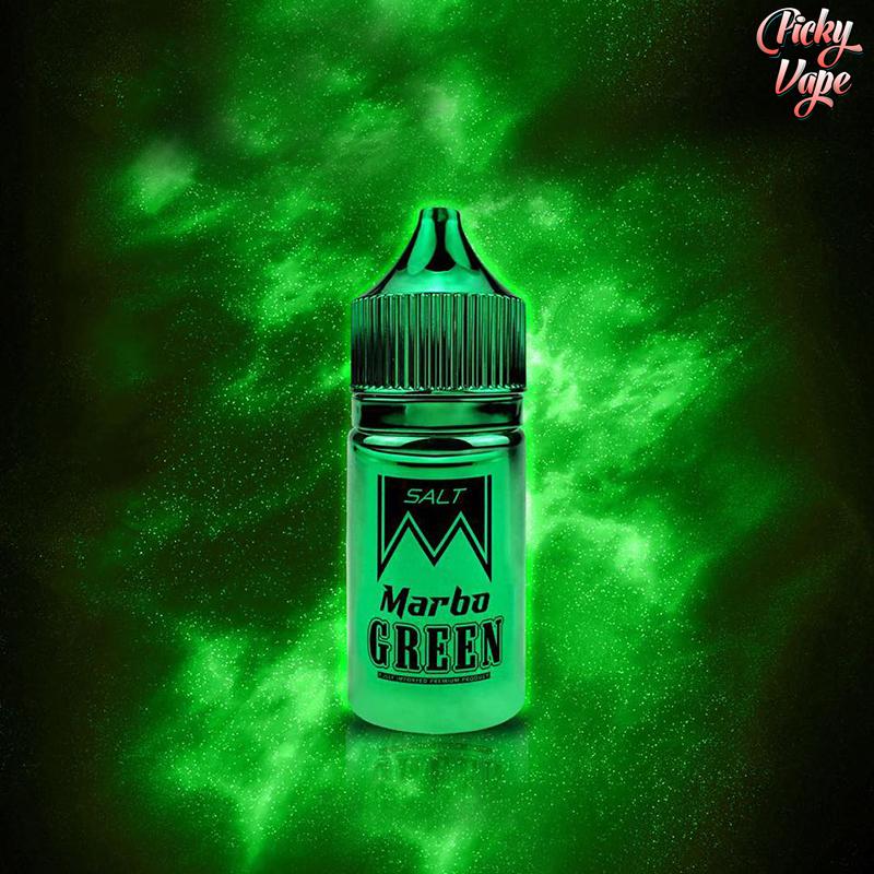 มาโบโร่ เขียว ซอลนิค Marboro Green Salt
