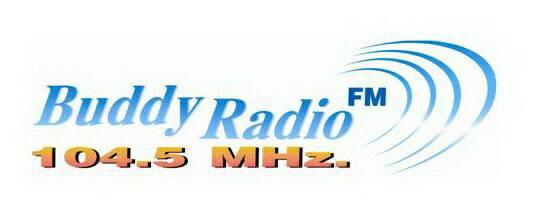สถานีวิทยุบัดดี้เรดิโอ FM 104.50 MHz ยะลา