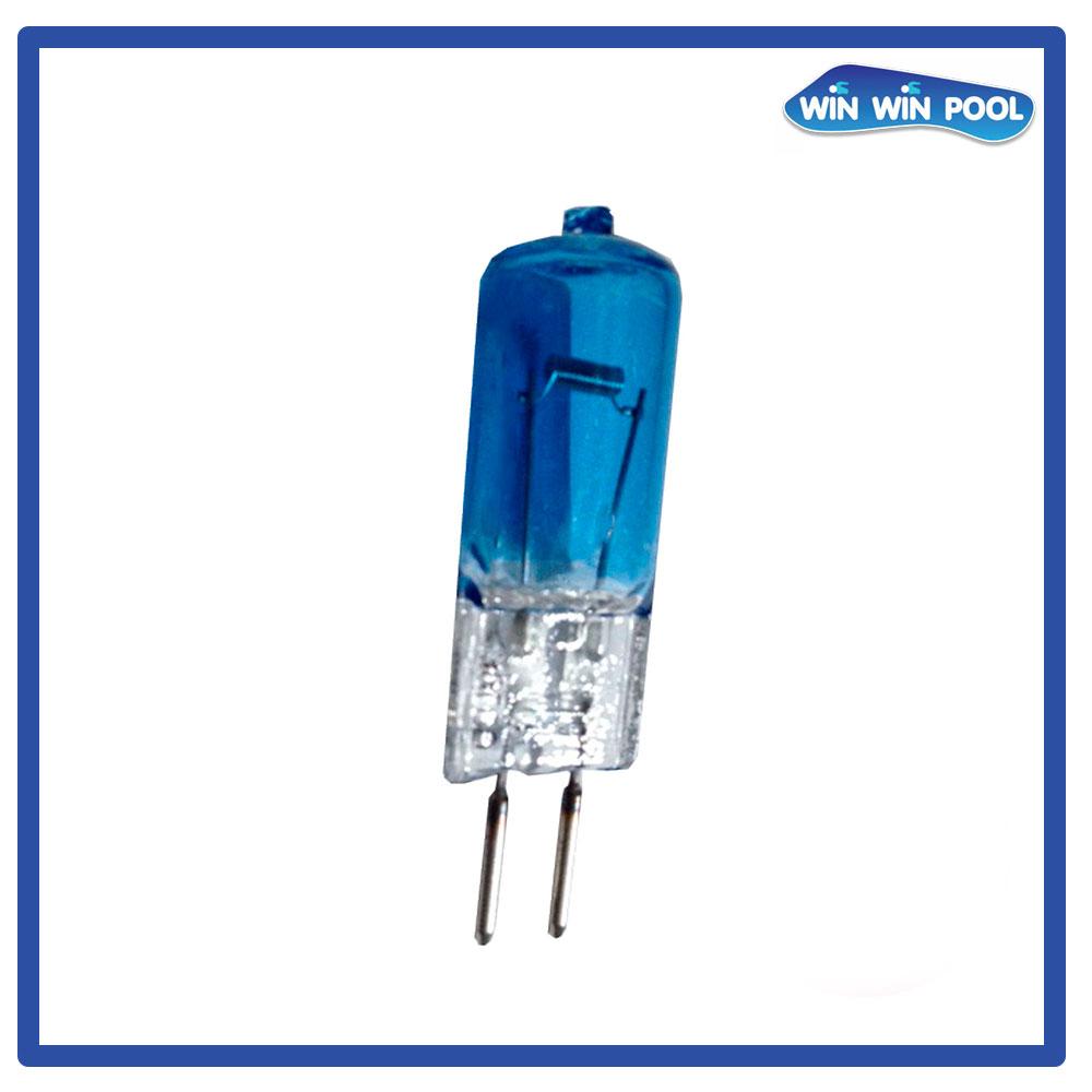 หลอด Halogen 75W / 12V G9 Blue Bulb