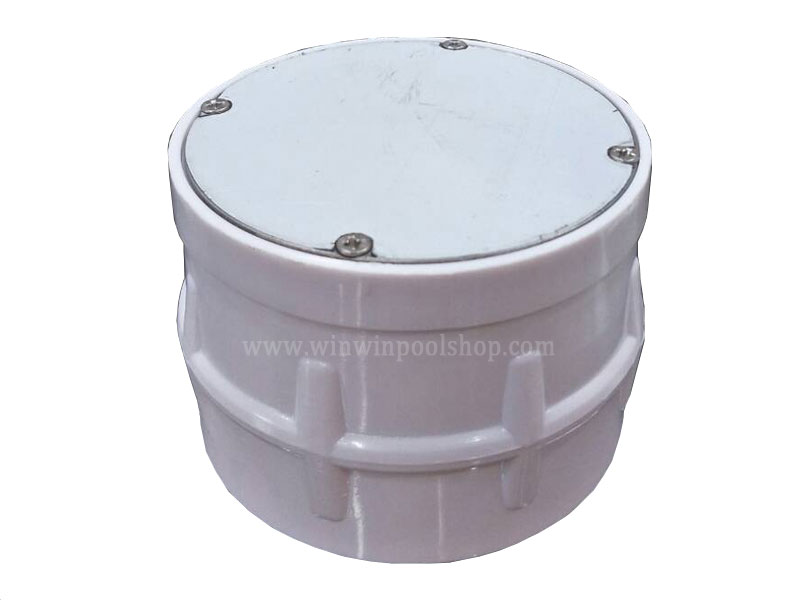 Adjustable Abs Junction Box With Stainiless Steel Covered