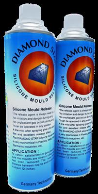 DIAMOND STAR SILICONE SPRAY