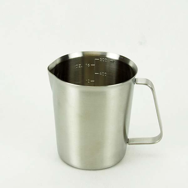 ถ้วยตวงสแตนเลส ขนาด 500 มล.
