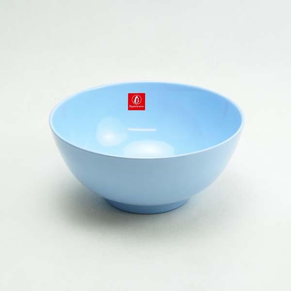 "Melamine Bowl 7"" Blue"