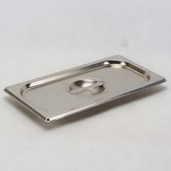 GN lid, s/s 1/3 325×176 mm.