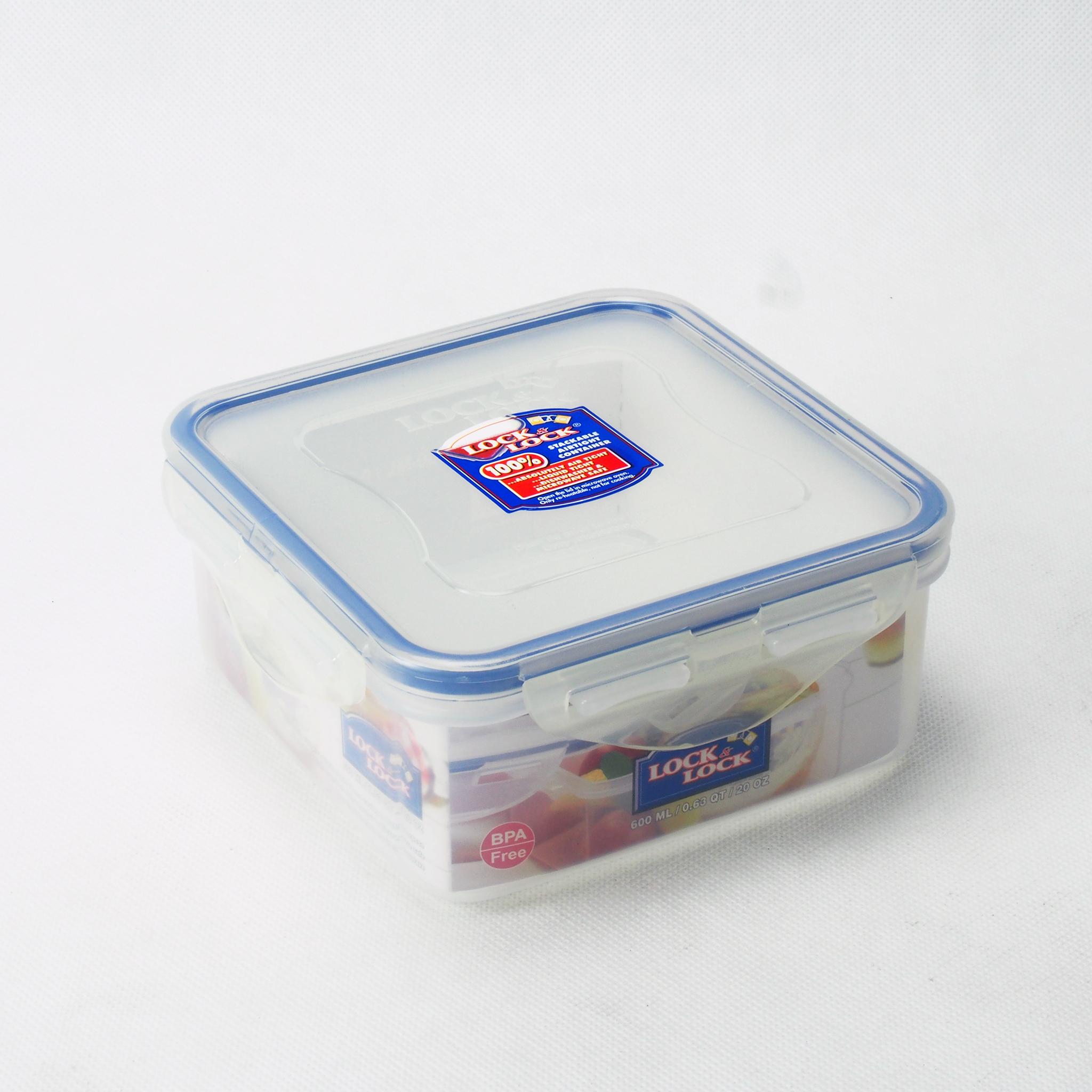 Food storage box 600 ml.