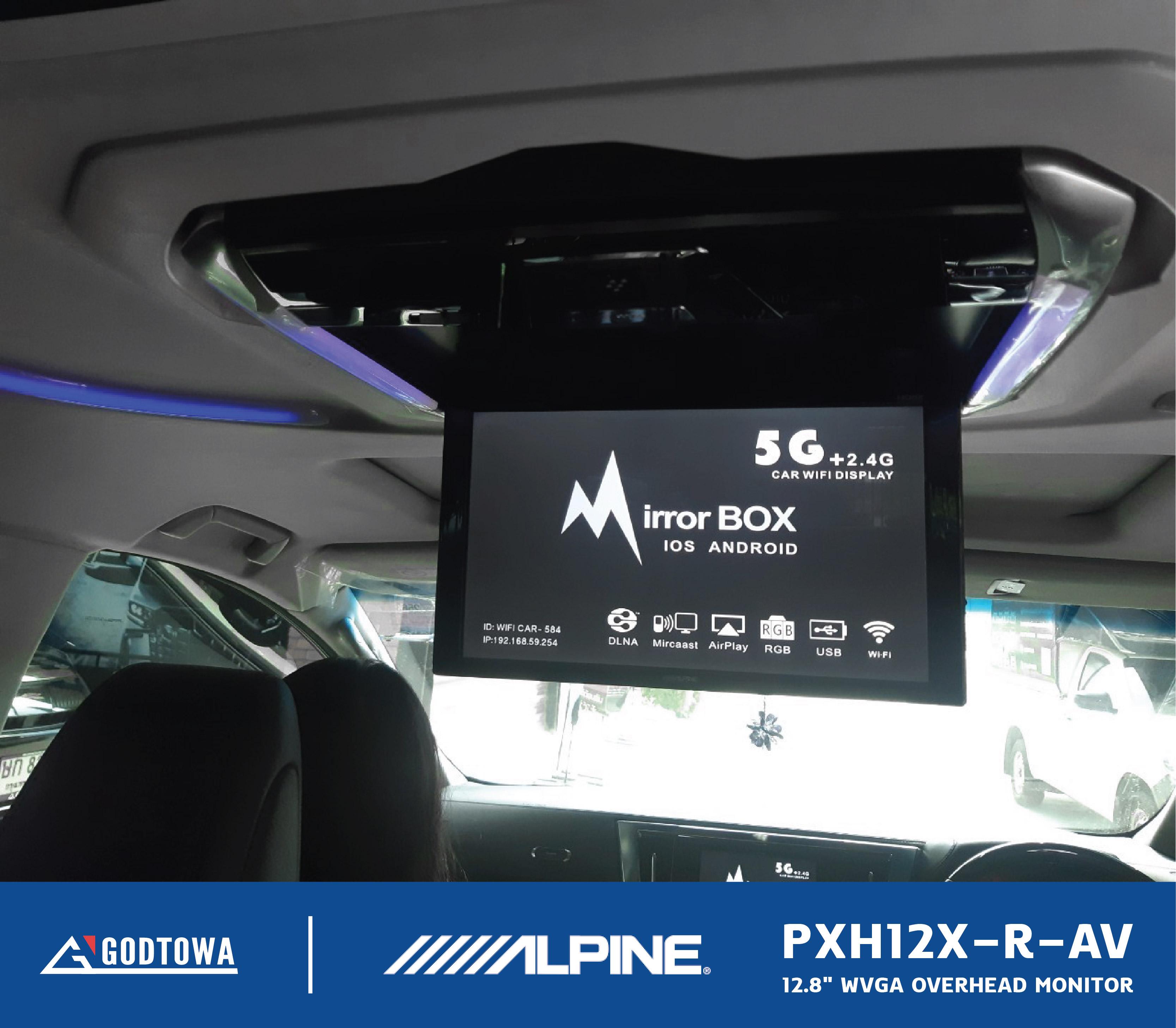 PXH12X-R-AV 12.8