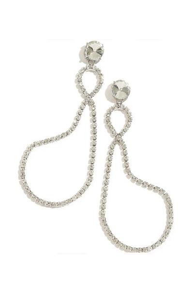 Infinity Miu Diamond Earrings