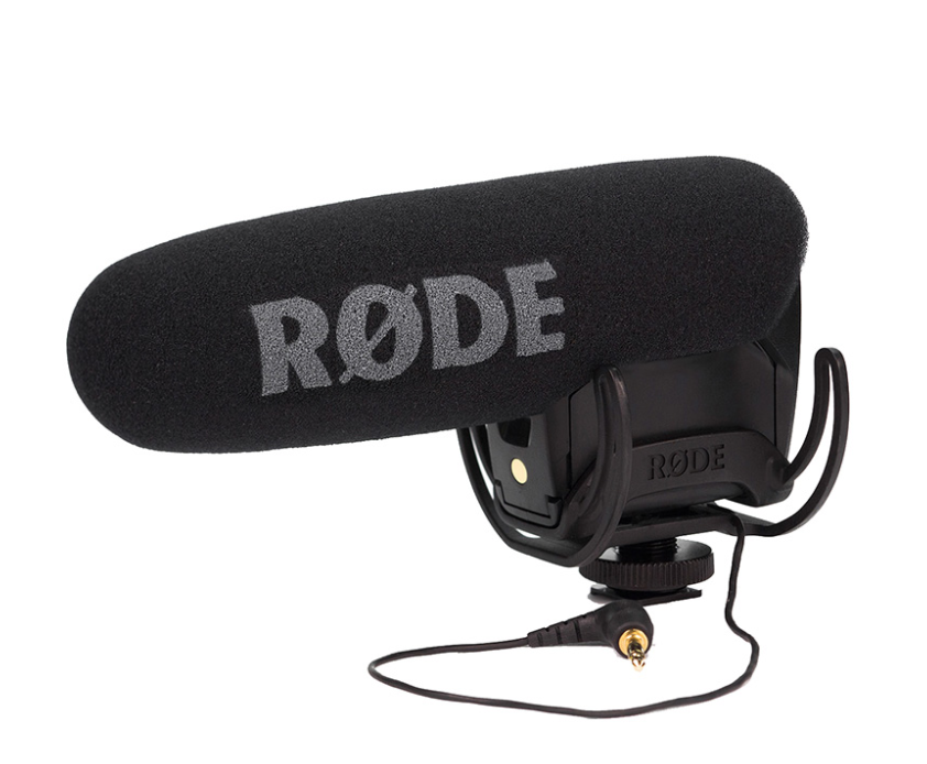 AU-019  RODE Video Mic PRO