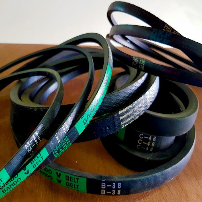 สายพานร่องวี V-Belts