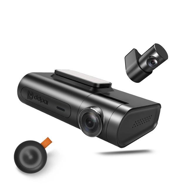 รีวิว กล้องติดรถ DDPAI X2 PRO สุดยอดกล้องหน้า-หลัง พร้อมของแถมในชุดแบบจัดเต็ม