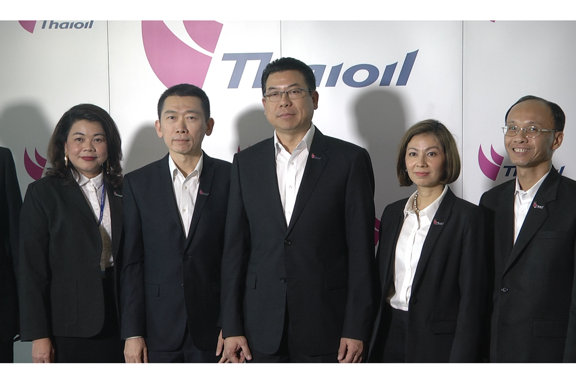 Platform of Growth for Thaioil