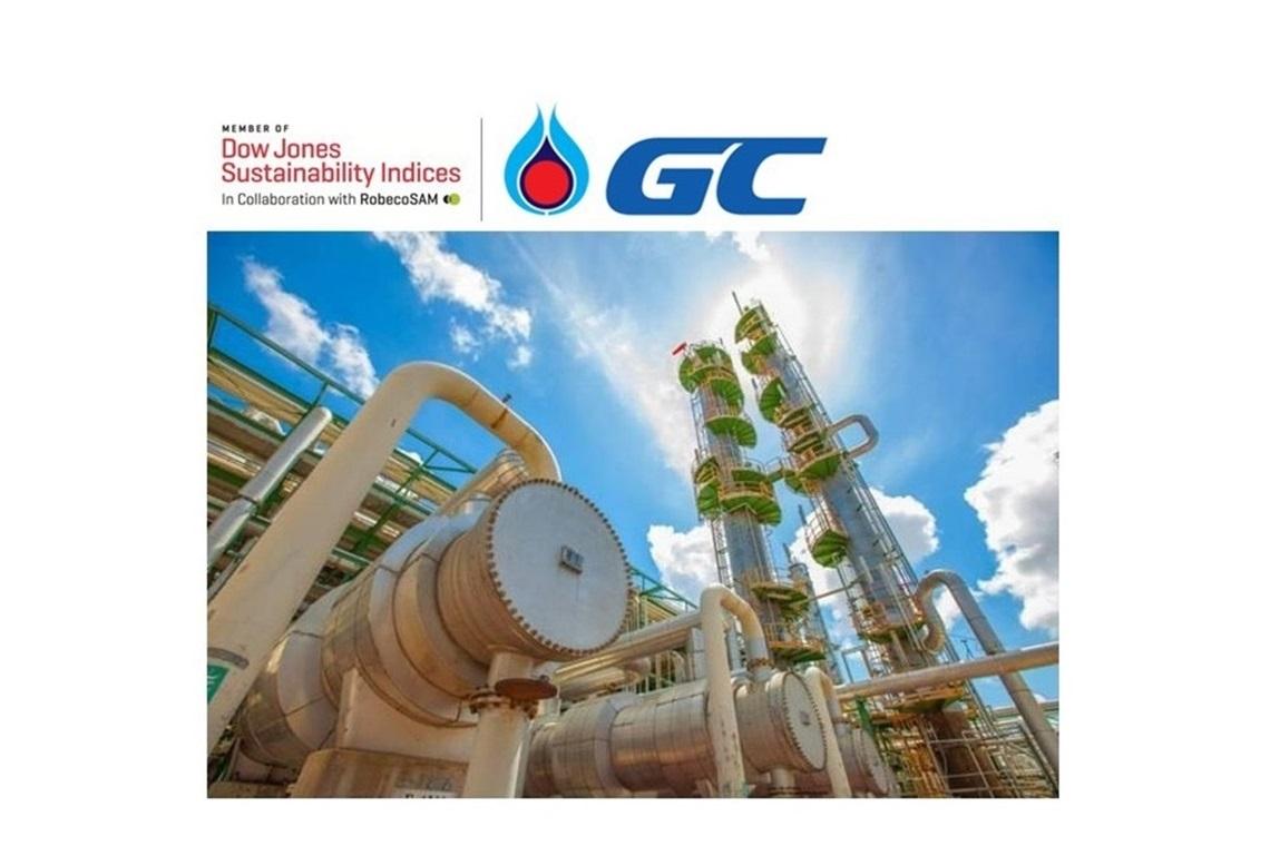 GC คว้าอันดับ 1 ดัชนีความยั่งยืนระดับโลก DJSI