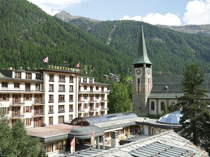 Zermatt  เมืองปลอดมลพิษแห่งสวิสเซอร์แลนด์
