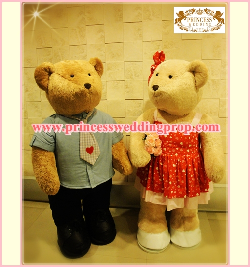 TEDDY Prince & Princess