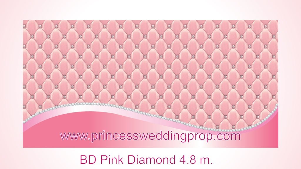 Backdrop Pink Diamond