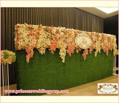 Backdrop ดอกไม้
