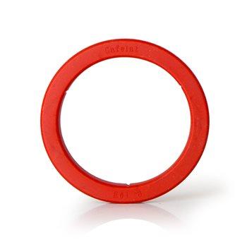 ประเก็นยาง ชนิด Silicone  แดง