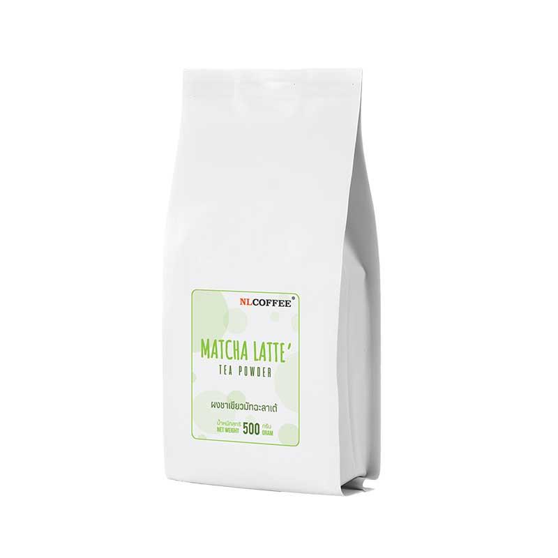 ผงชาเขียวมัทฉะ ลาตเต้ Matcha Latte