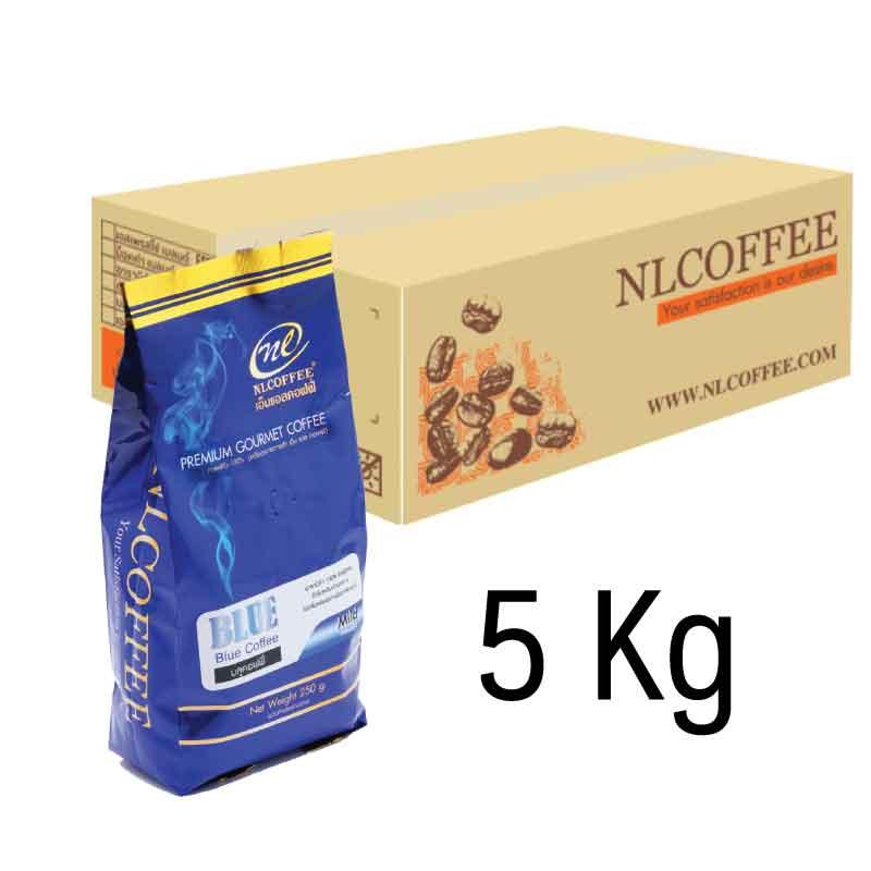 บลูคอฟฟี่ Blue Coffee  (5kg)