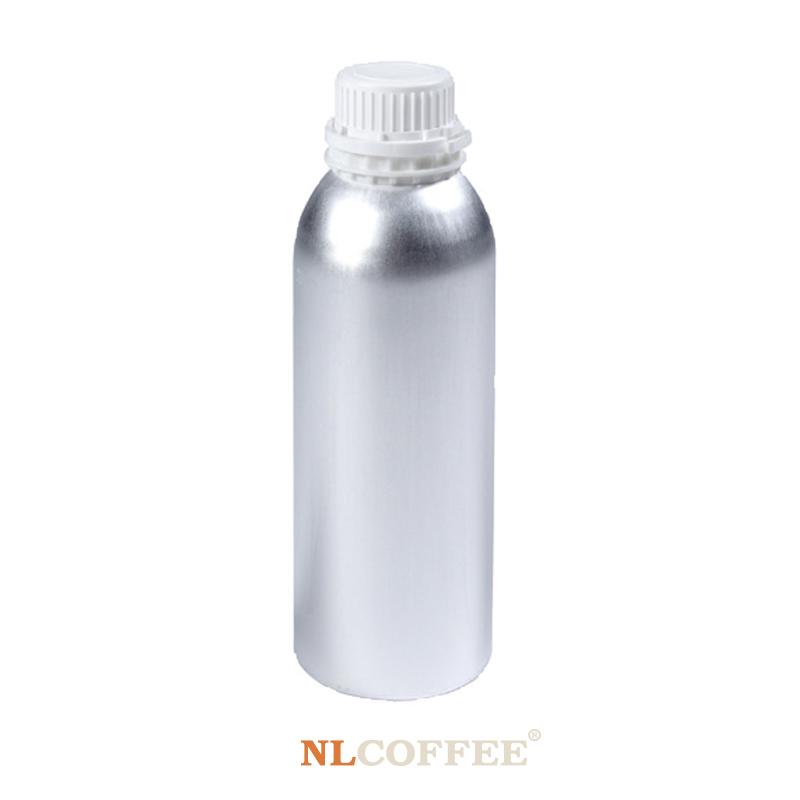 ขวดอลูมิเนียม บรรจุเมล็ดกาแฟ 250 กรัม (รุ่นใหม่)