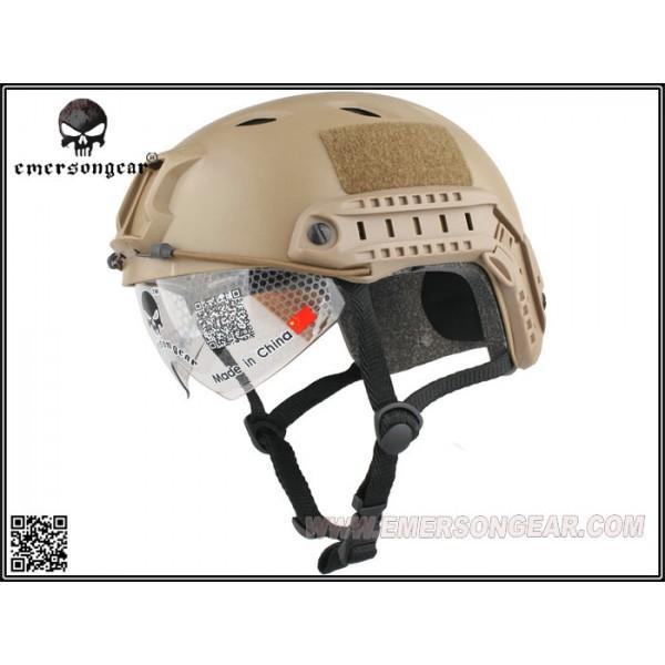 EmersonGear FAST Helmet/Protective Goggle BJ Type EM8818